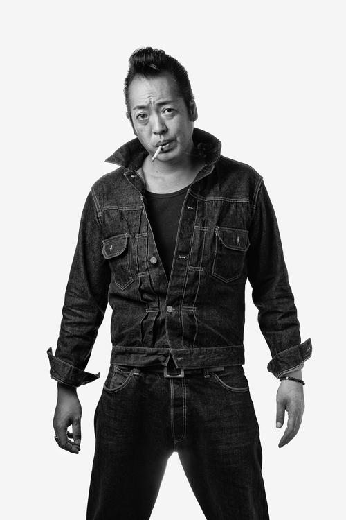 Yosuke of The Strangers