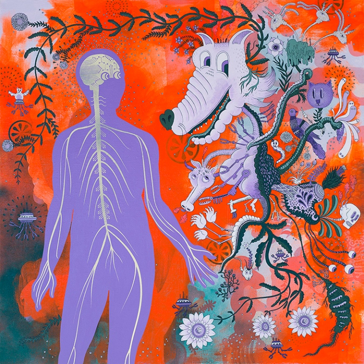 nervous-system peter hamlin